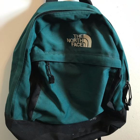 1cafc30b2 Vintage Northface Backpack in green